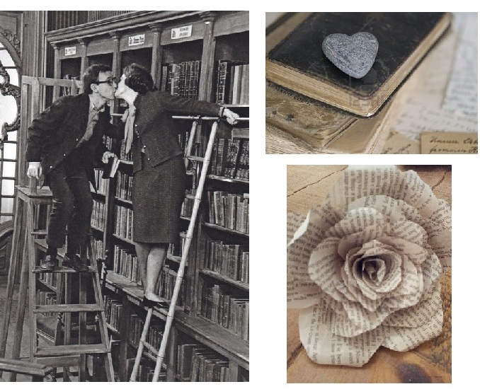 Valentine's Day with Books