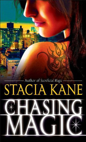 Chasing Magic (Downside Ghosts #5) by Stacia Kane