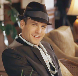 Gabriel Macht as Johnny Dresden