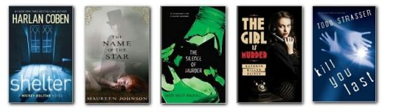 Edgar Best Young Adult nominees for 2012