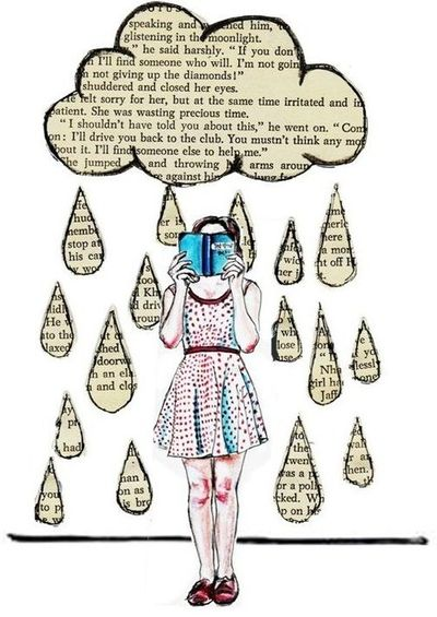 """""""Soaked"""" by Mary Paints"""