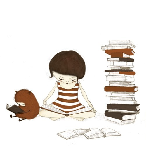 The Reader Maja Lindberg