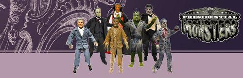 Presidential Monsters